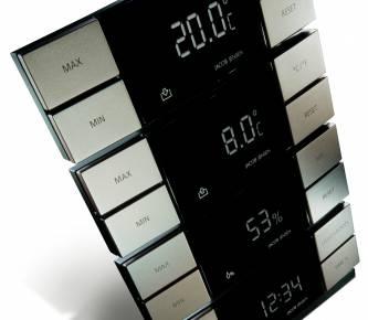 Telefon, Saat ve Termometre