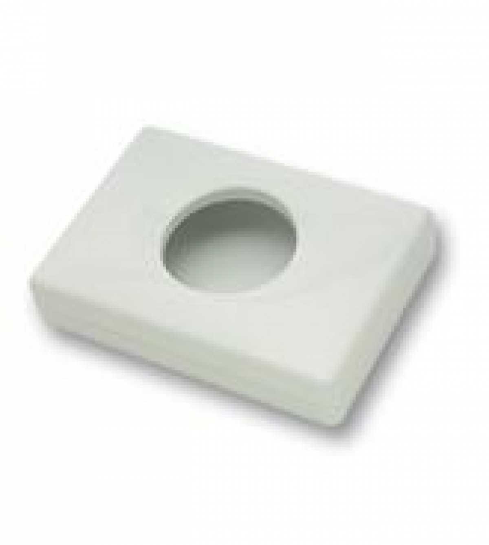 ABS Plastik Hijyen Poşet Dispenseri, Beyaz