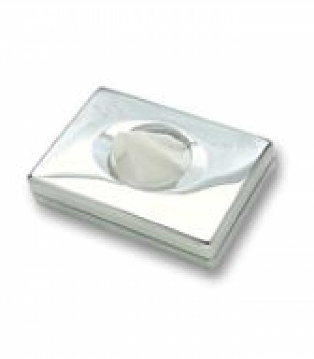 ABS Plastik Hijyen Poşet Dispenseri, Krom