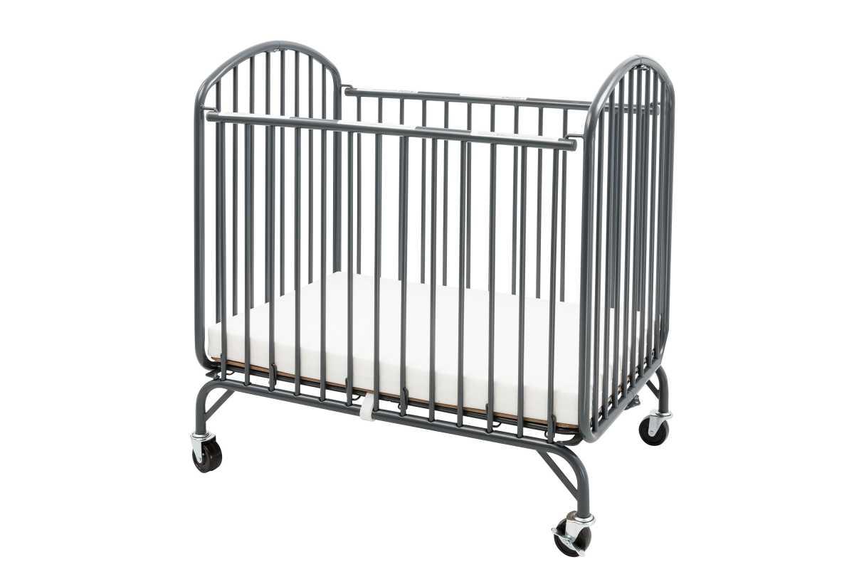 BENTLEY Citro Katlanır Bebek Yatağı, Çelik