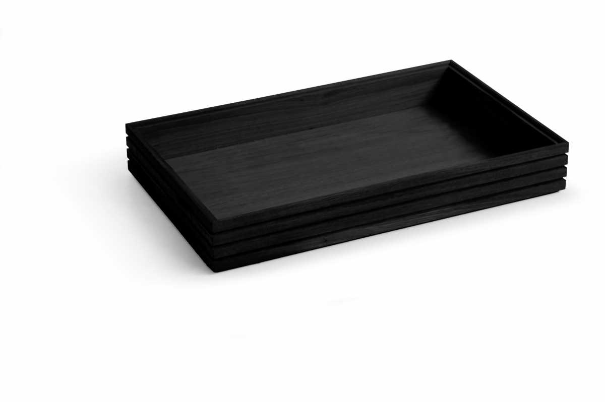 CRASTER Flow Black Tray 1.1 - Uzun