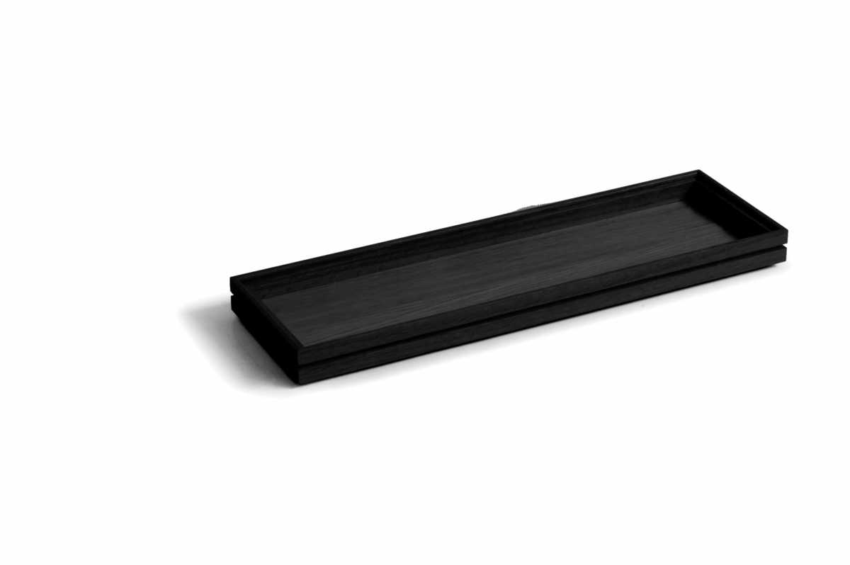 CRASTER Flow Black Tray 2.4