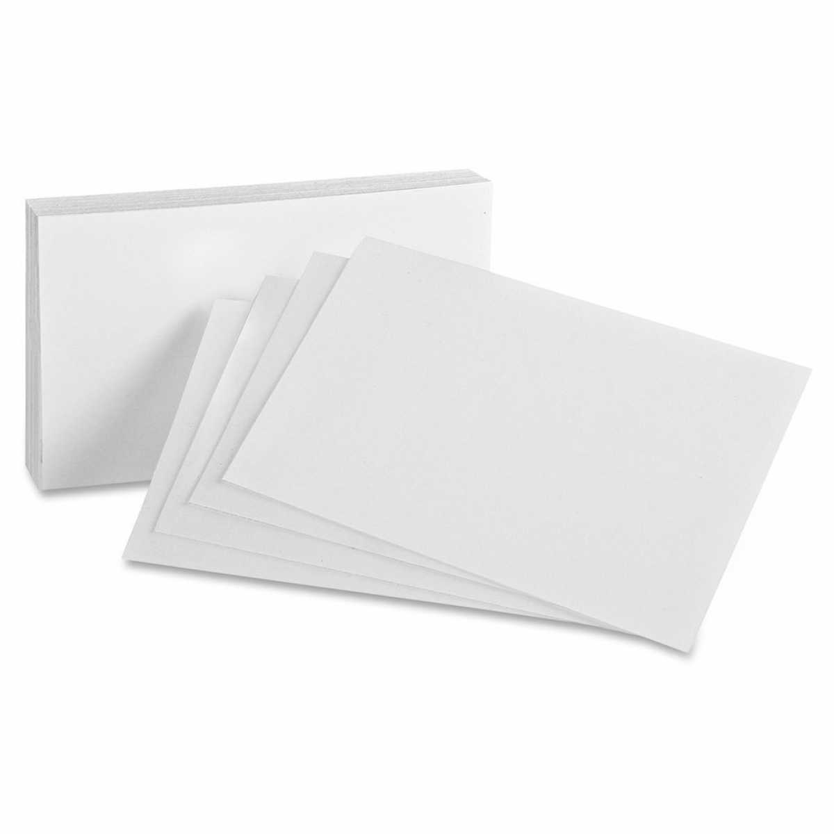 CRASTER Flow Blank Label Card – 250`li paket