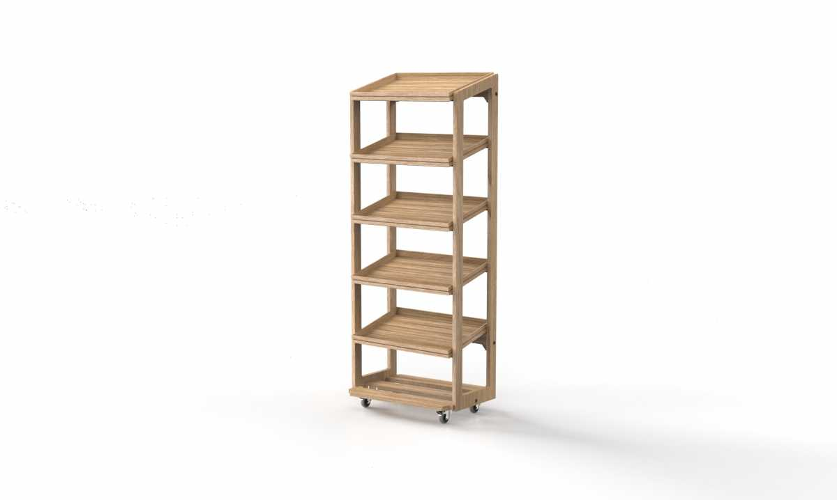 CRASTER Flow Stand Five Tier 1.1