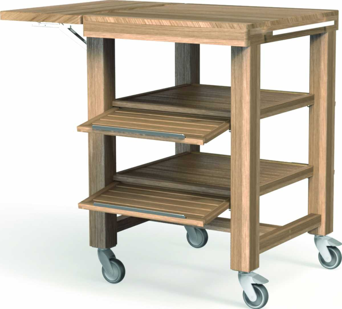 CRASTER Flow Trolley – Tekli