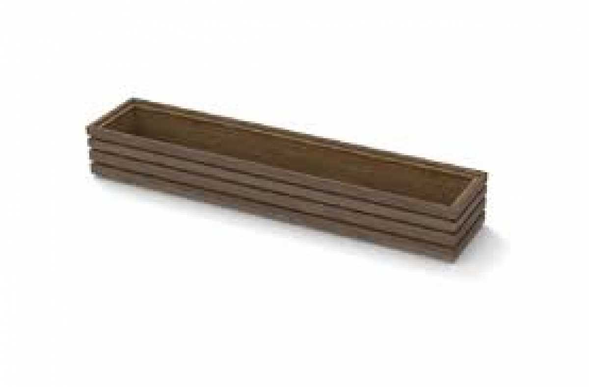CRASTER Flow Walnut Tray 2.4 - Uzun