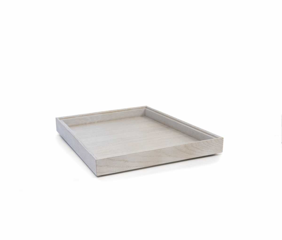 CRASTER Flow White-Washed Tray 1.2