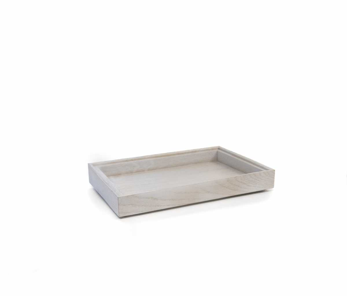 CRASTER Flow White-Washed Tray 1.4