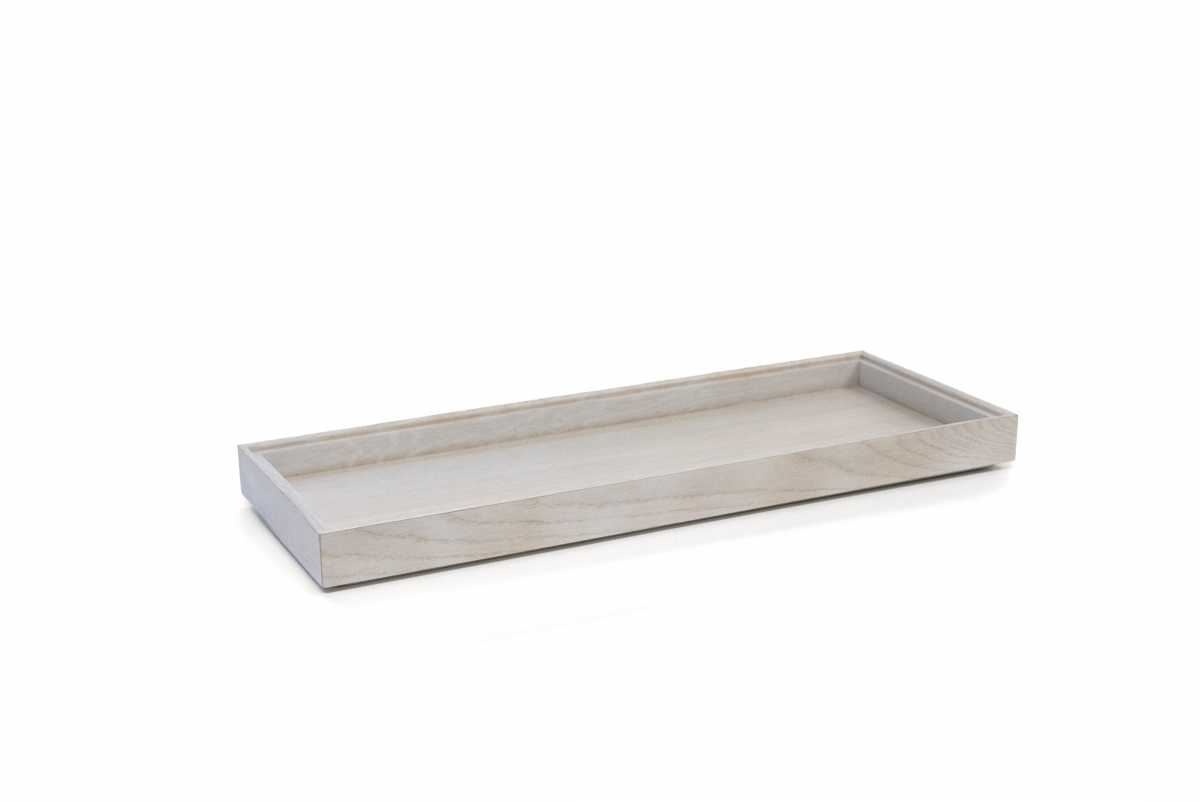 CRASTER Flow White-Washed Tray 2.4