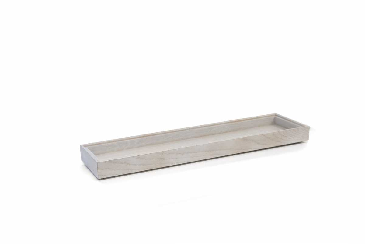CRASTER Flow White-Washed Tray 3.9