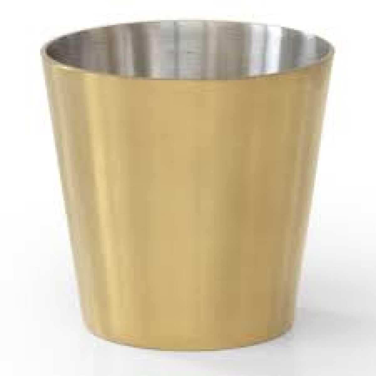 CRASTER Pirinç Chip Pots–Büyük