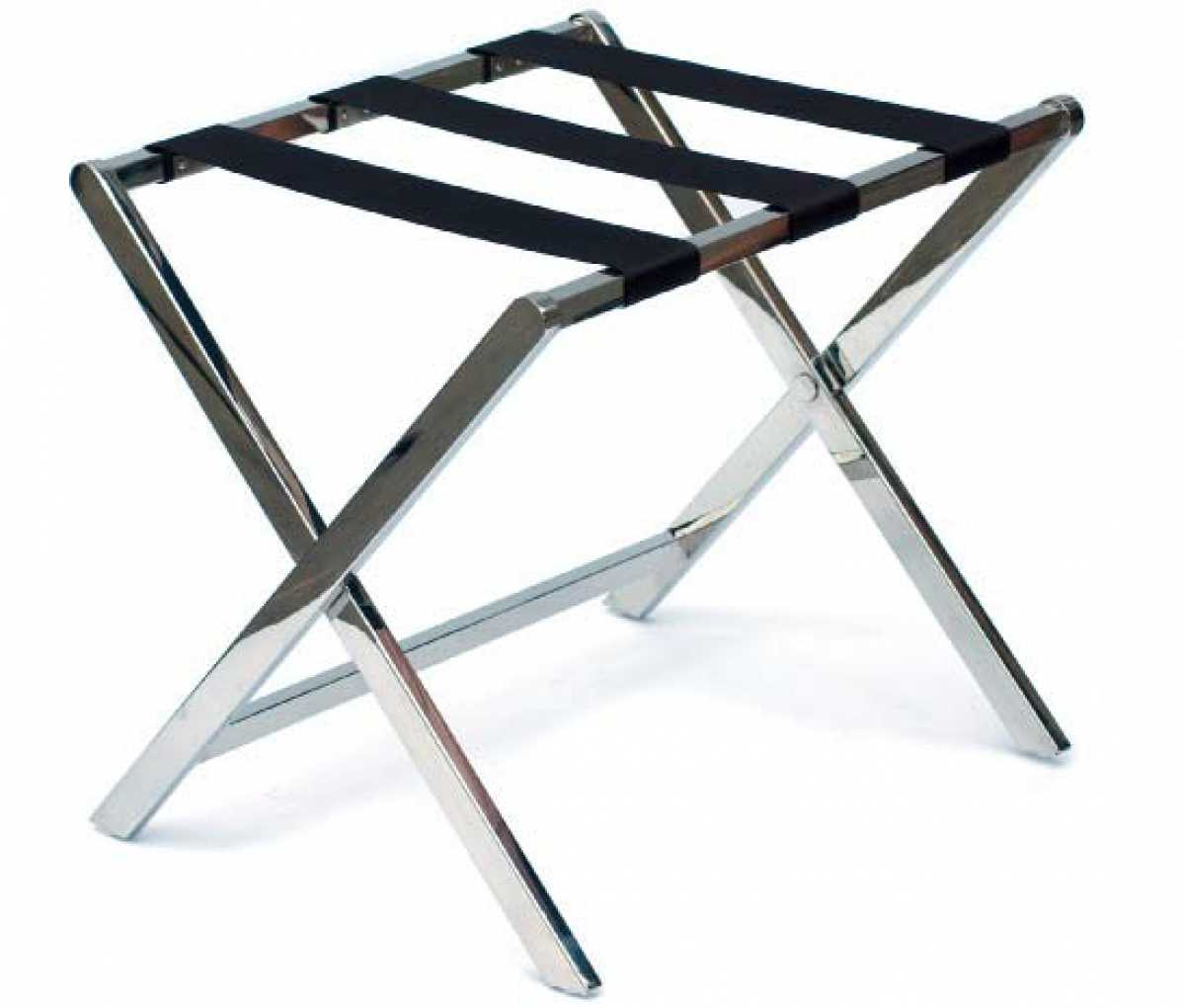 CRASTER Paslanmaz Çelik Arkalıksız Bavul Sehpası