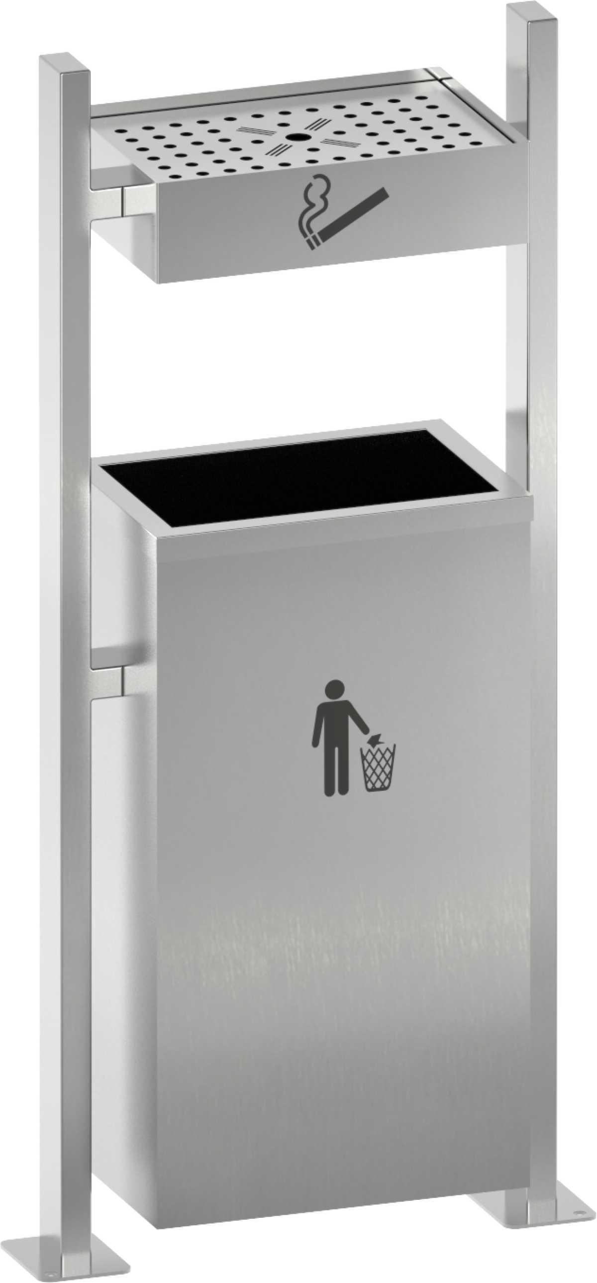 Dış Mekan Çöp Kovası