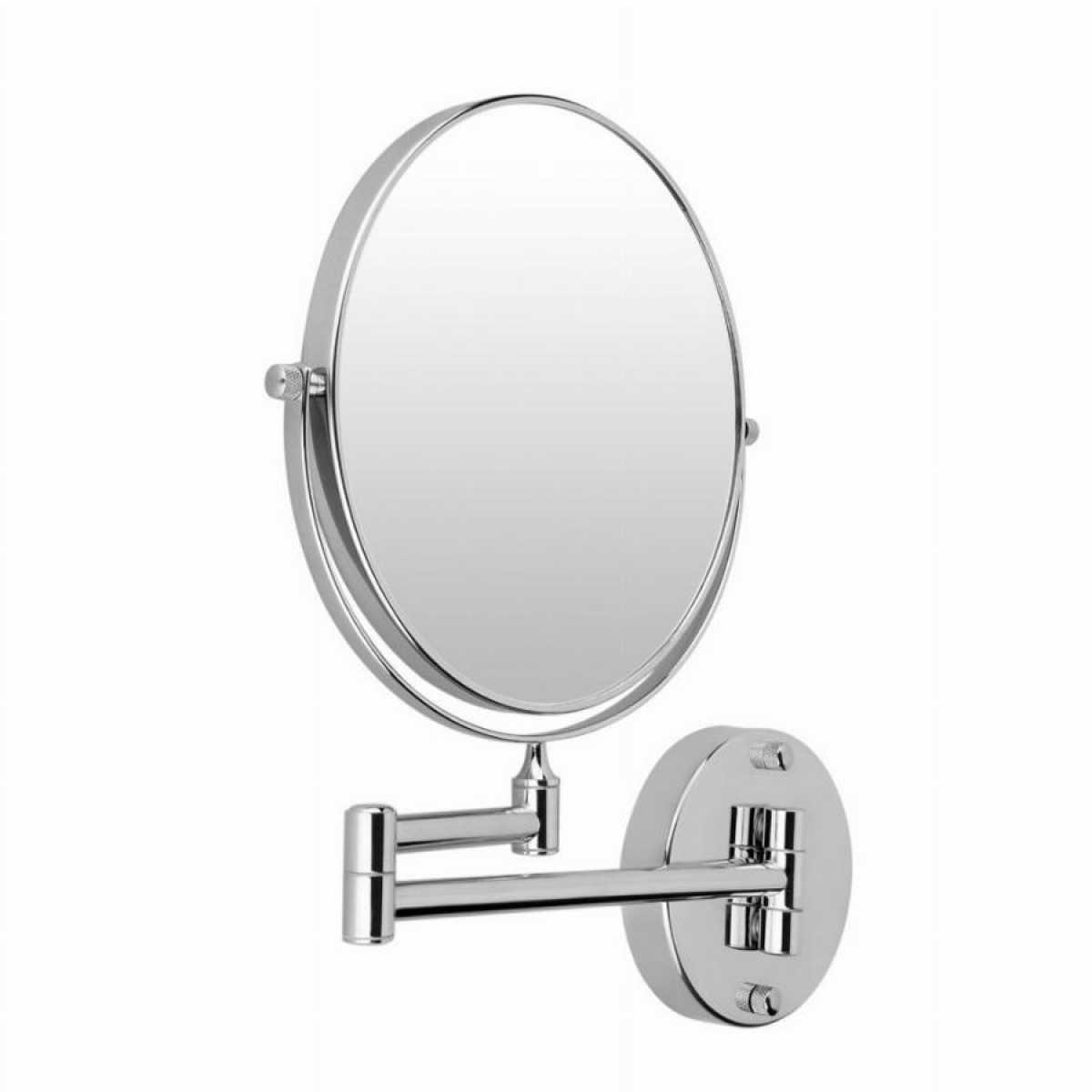 Duvara Monte Makyaj Aynası, Çift Taraflı