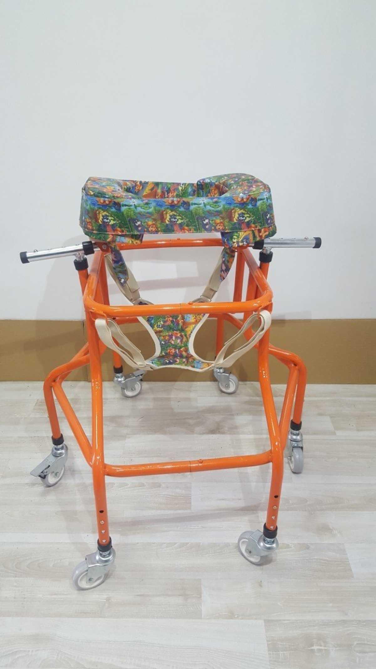 Engelli Çocuk Örümceği