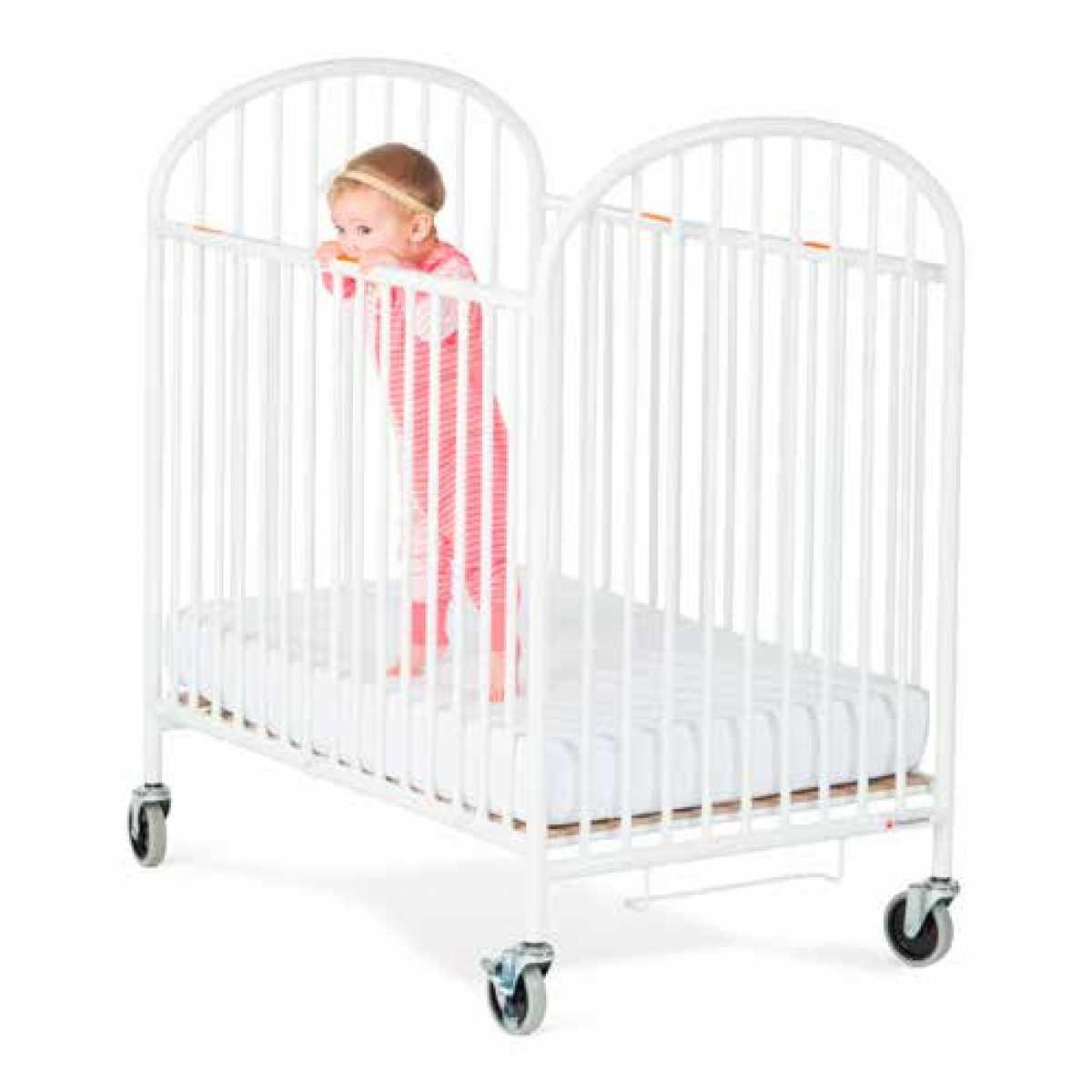 FOUNDATIONS Pinnacle Katlanır Bebek Yatağı, Çelik