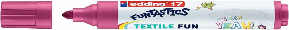 FUNTASTICS Textile Fun çocuklar için