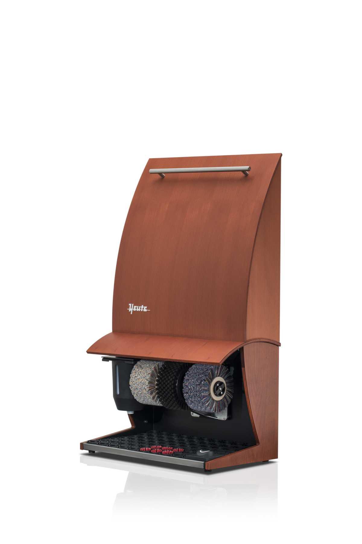 HEUTE Ayakkabı Cilalama Makinesi, Elégance Nature Plus