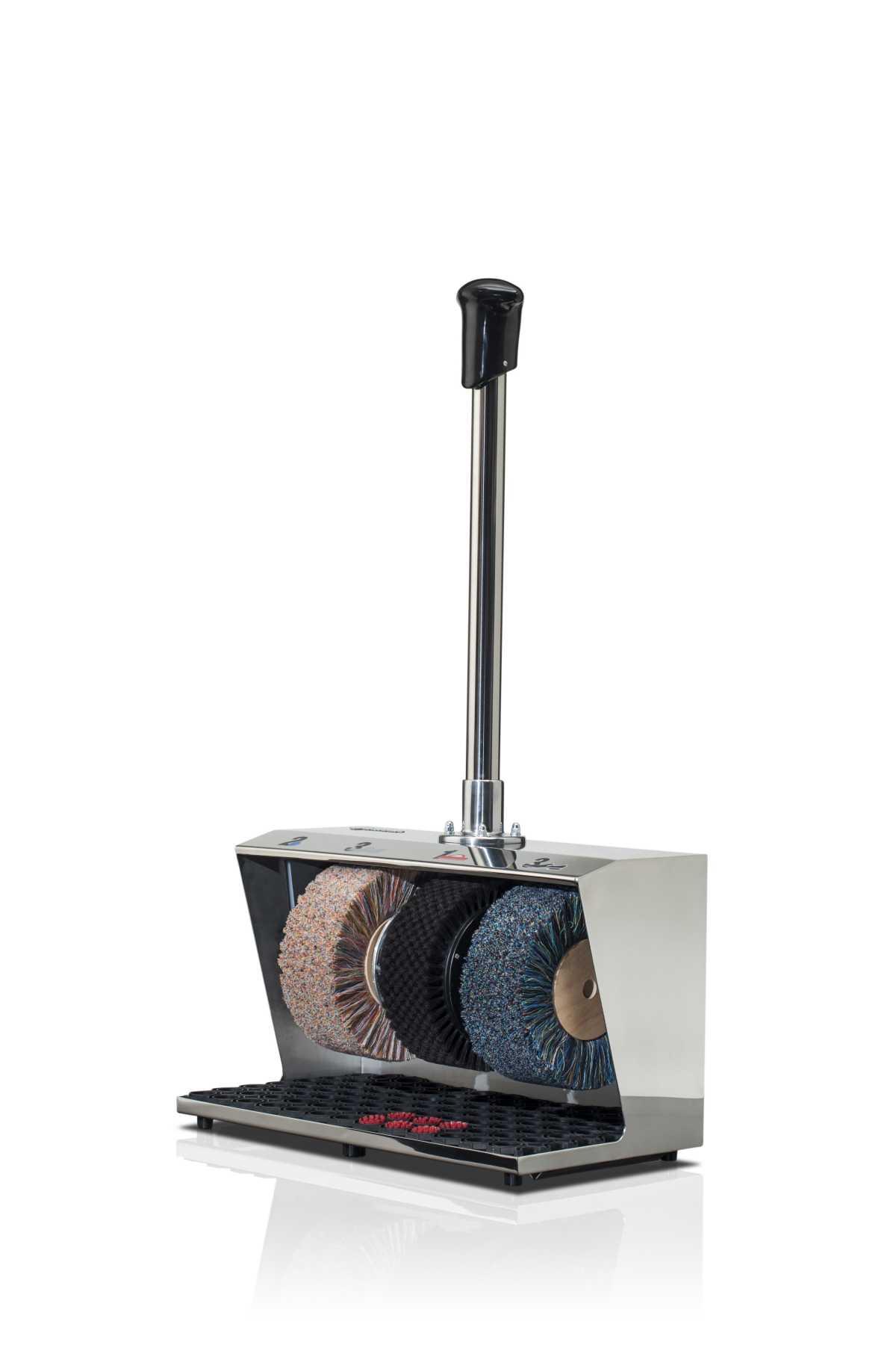 HEUTE Ayakkabı Cilalama Makinesi, Polifix 2