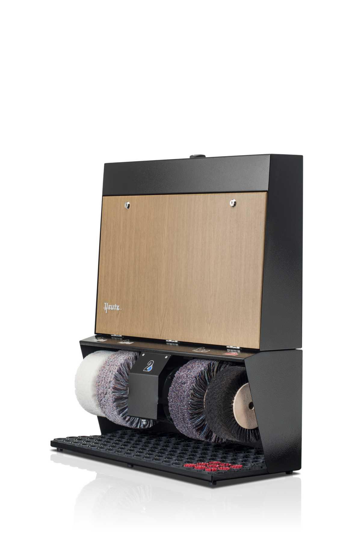 HEUTE Ayakkabı Cilalama Makinesi, Polifix 4