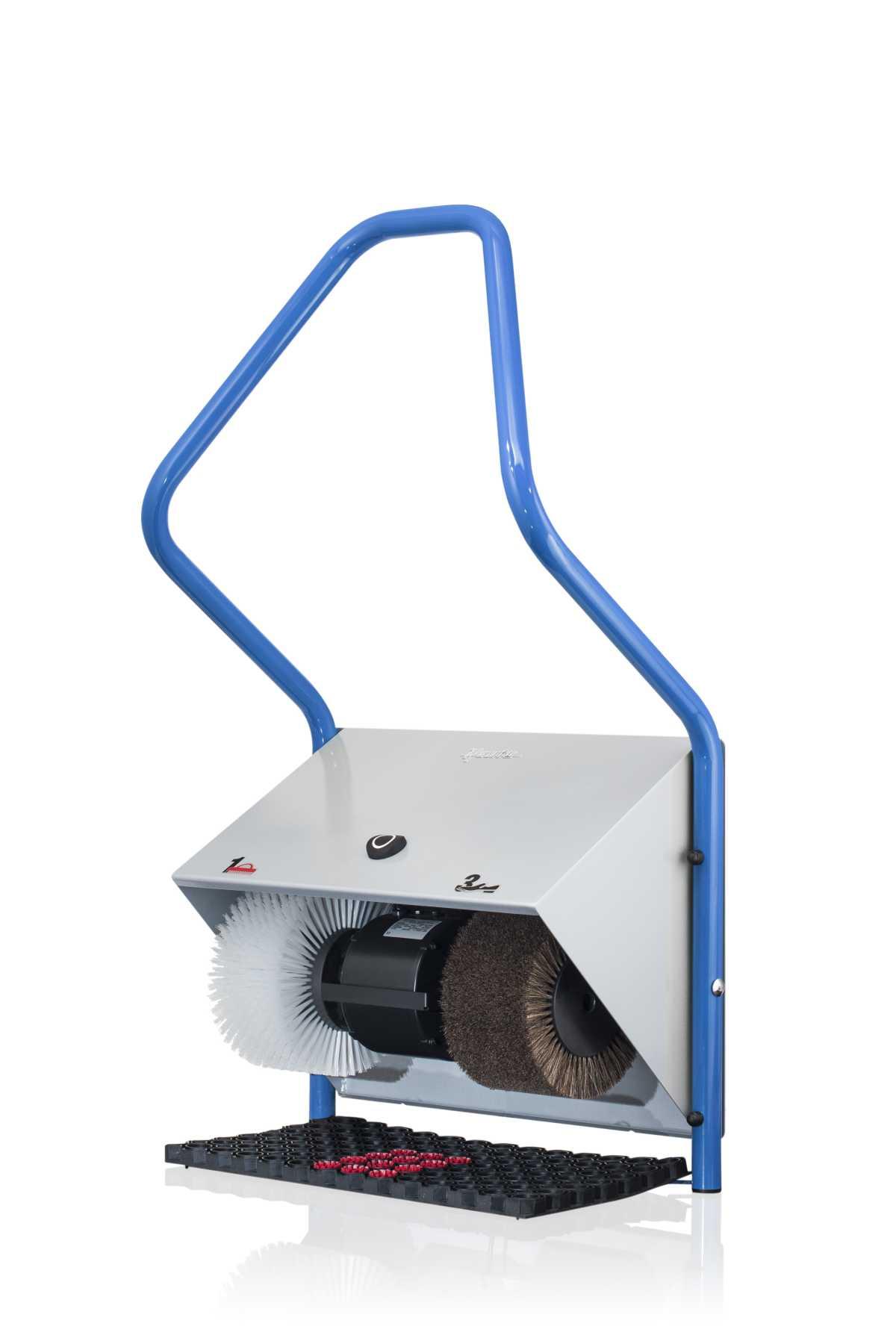 HEUTE Ayakkabı Cilalama Makinesi, Politec Polar