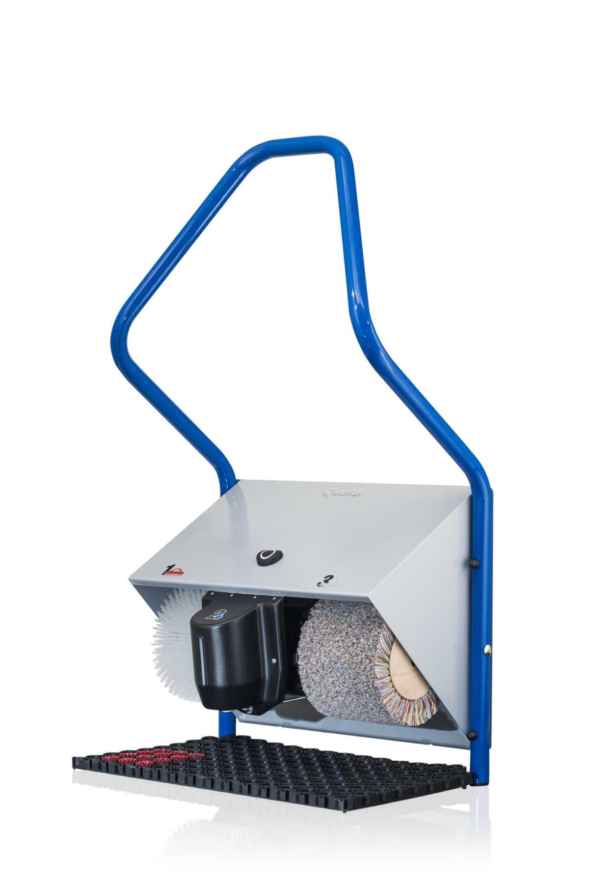 HEUTE Ayakkabı Cilalama Makinesi, Politec Solar