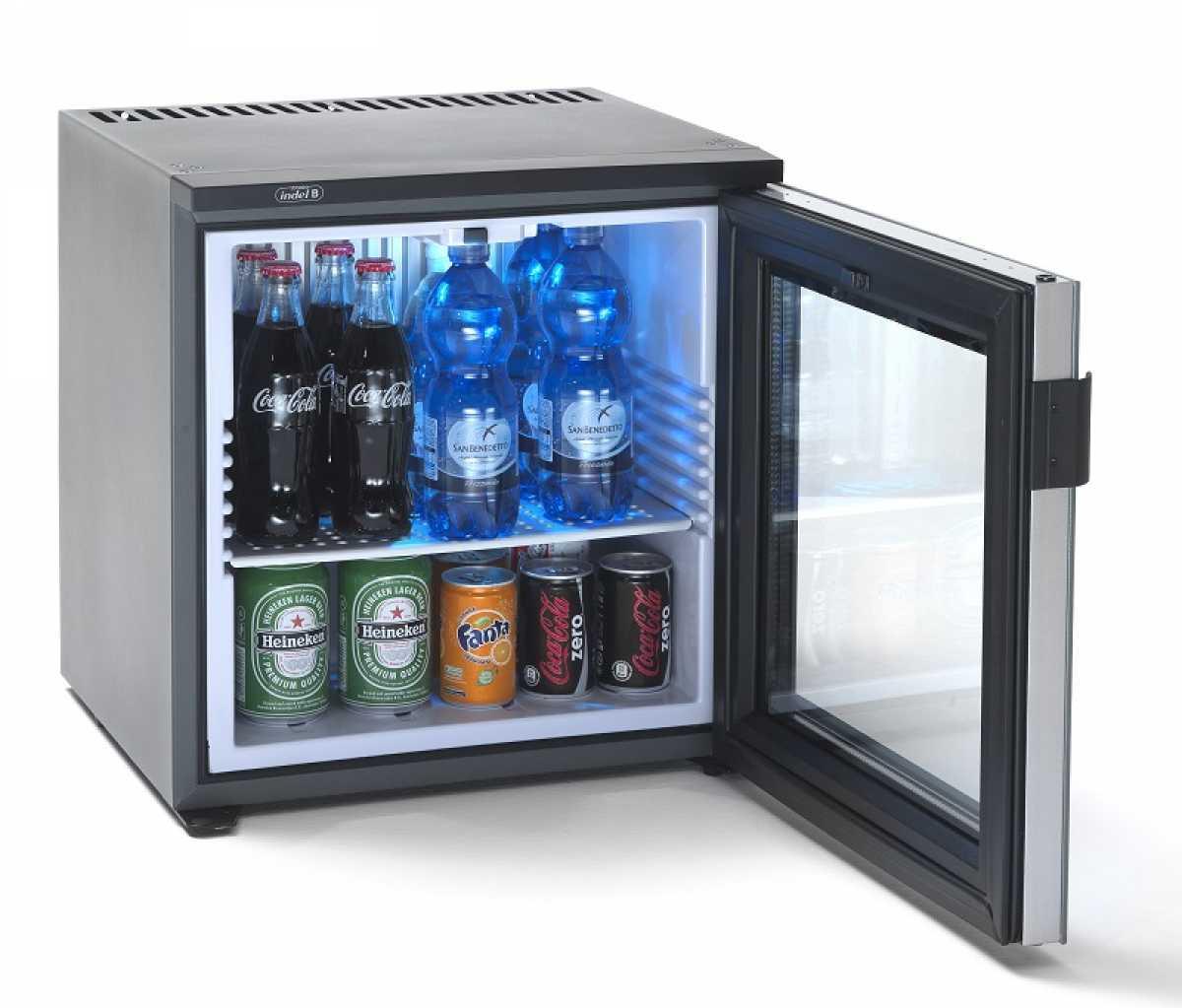 INDEL B Drink 20 Plus PV Cam Kapılı Minibar