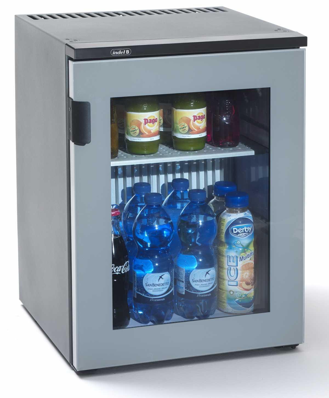 INDEL B Drink 30 Plus PV Cam Kapılı Minibar