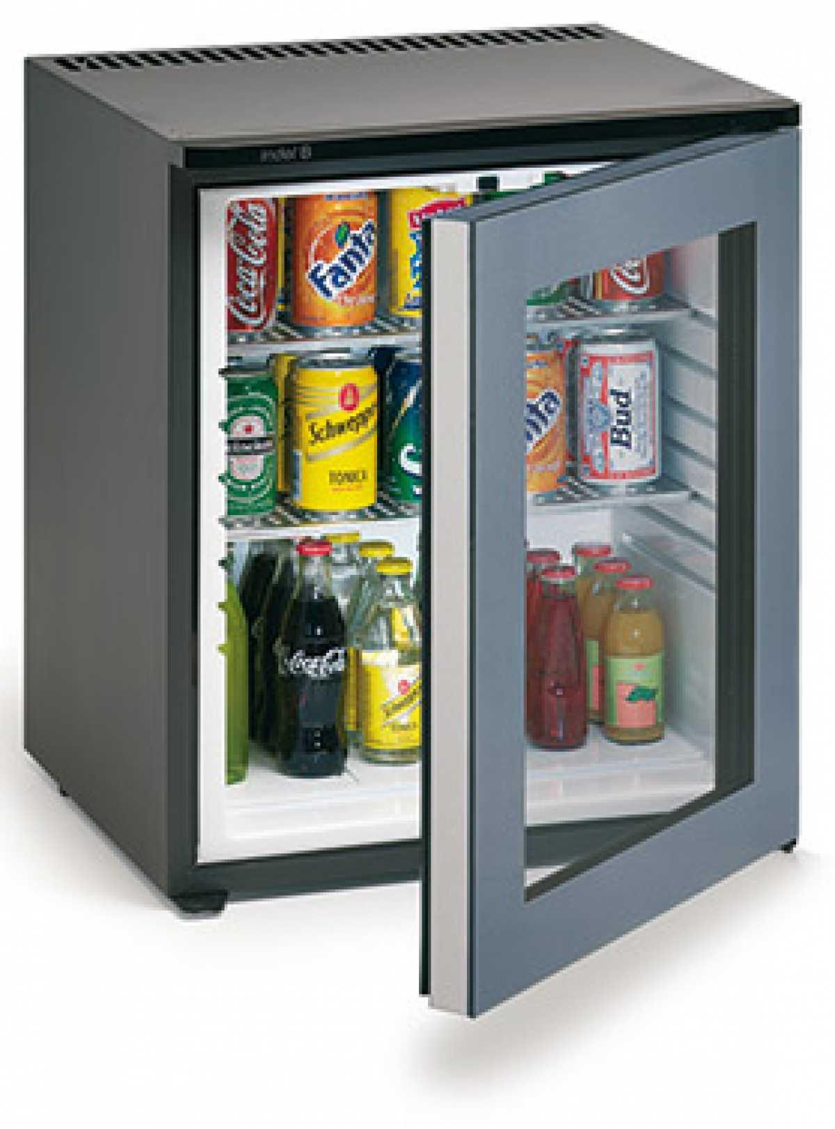INDEL B K 60 Ecosmart PV Cam Kapılı Minibar