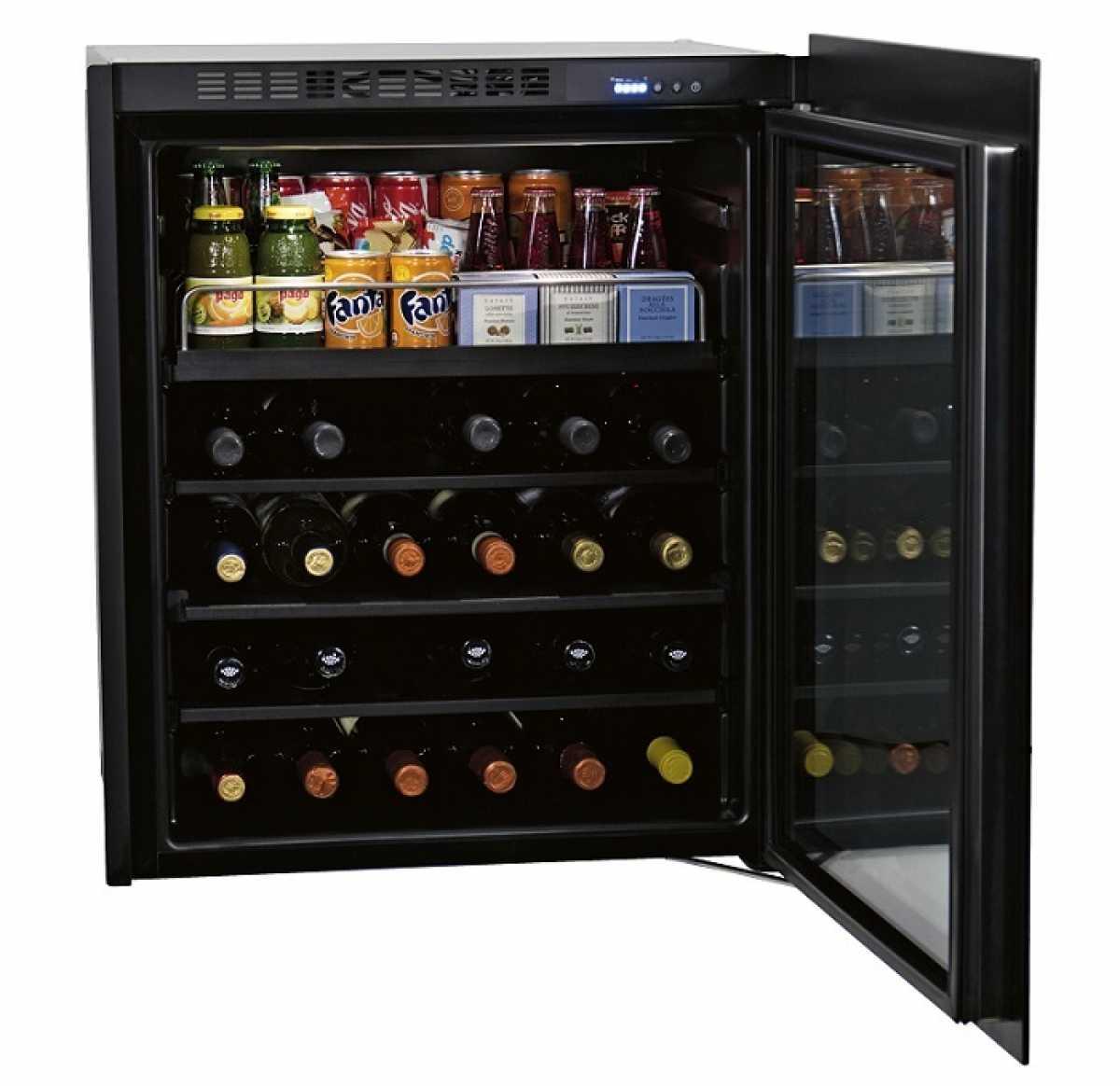 INDEL B K Cellar 36 Ecosmart Cam Kapılı Minibar
