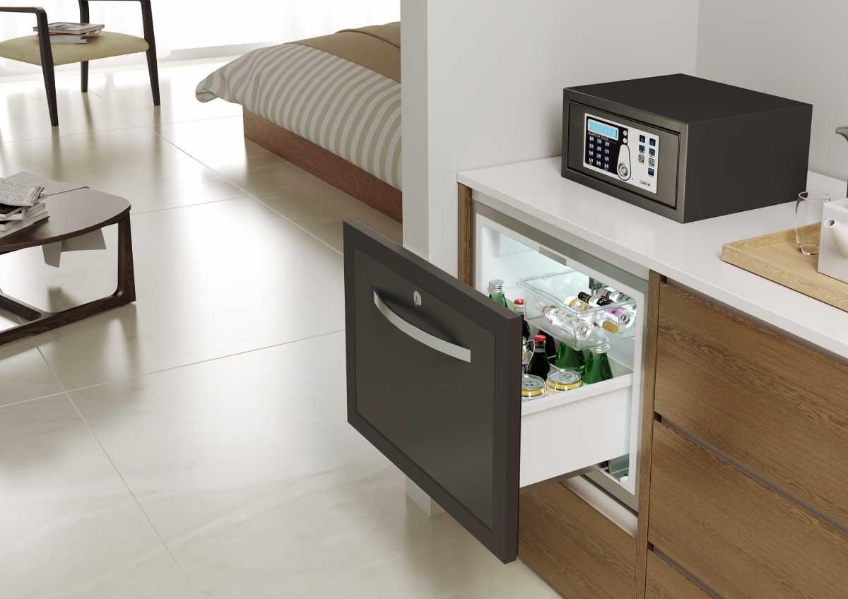 INDEL B KD50 Ecosmart Çekmece Tipi Minibar