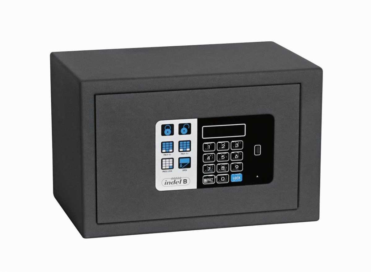 INDEL B Safe 10 Box Otel Kasası