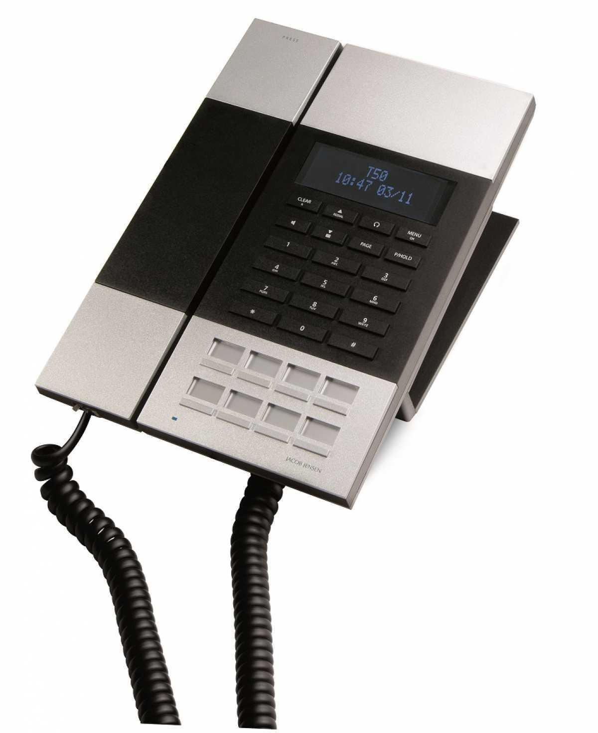 JACOB JENSEN HT60 Telefon