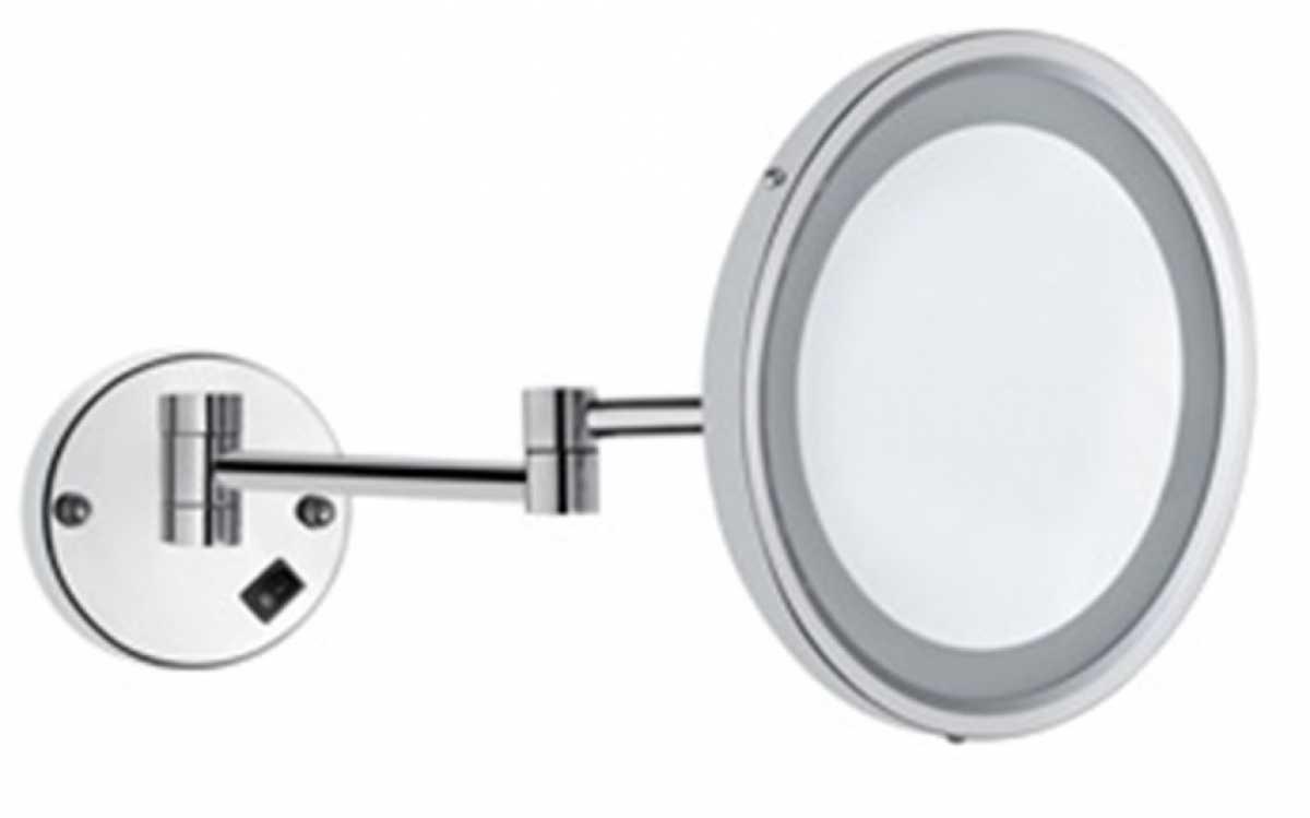Led Işıklı Tıraş ve Makyaj Aynası