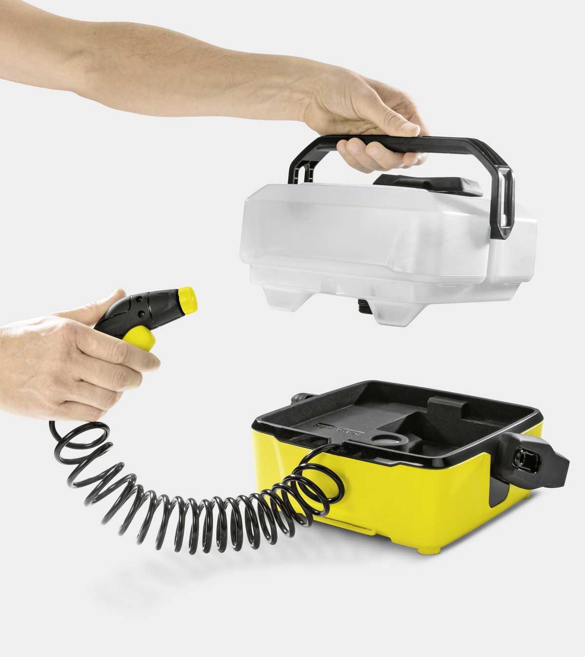 Mobil Basınçlı Temizleme Makinesi