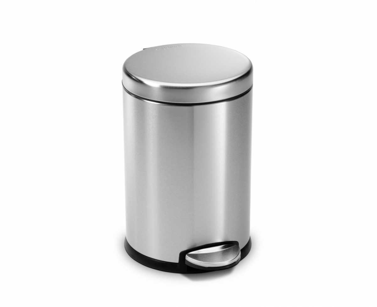 Pedallı Çöp Kovası, 3 litre