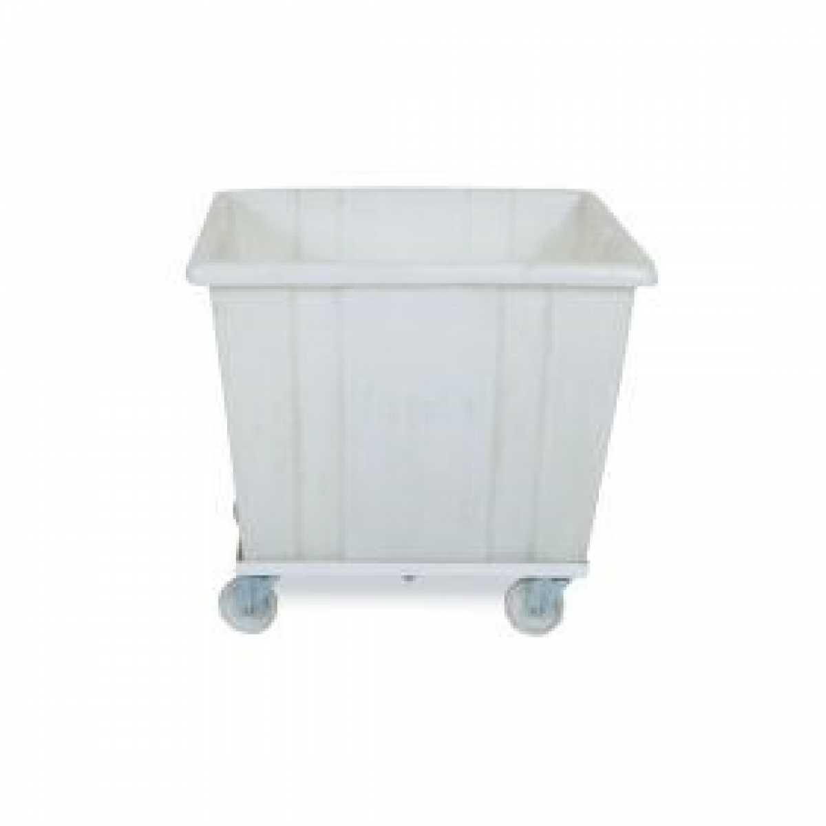 Plastik Çamaşır Arabası, 280 lt.