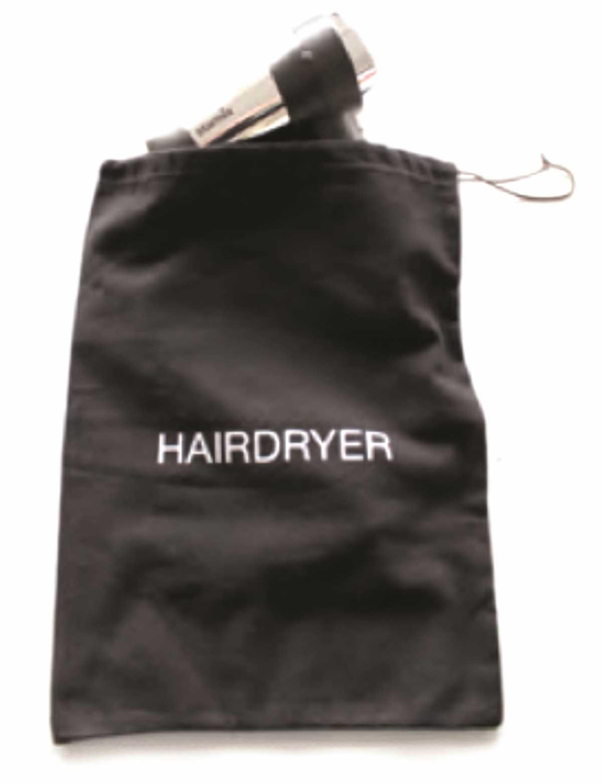 Saç Kurutma Makinesi Torbası