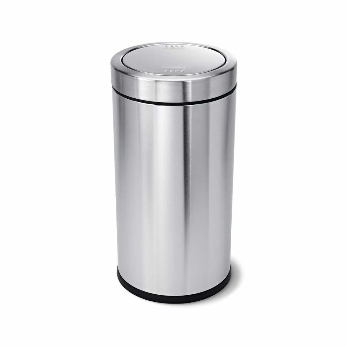 Sallanır Kapak Çöp Kovası, 55 litre