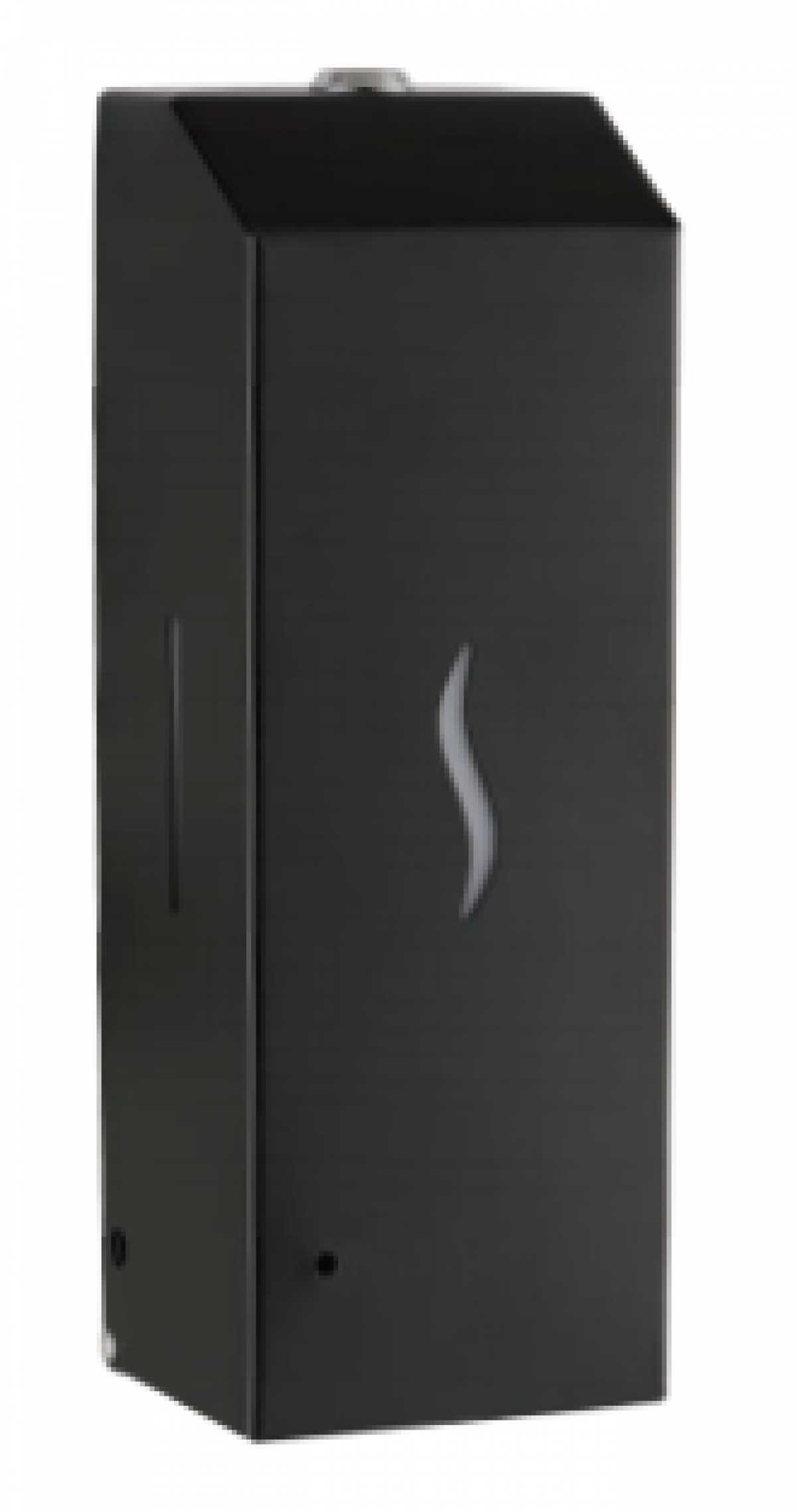 Sensörlü Sıvı Sabun/Köpük Dispenseri, Siyah