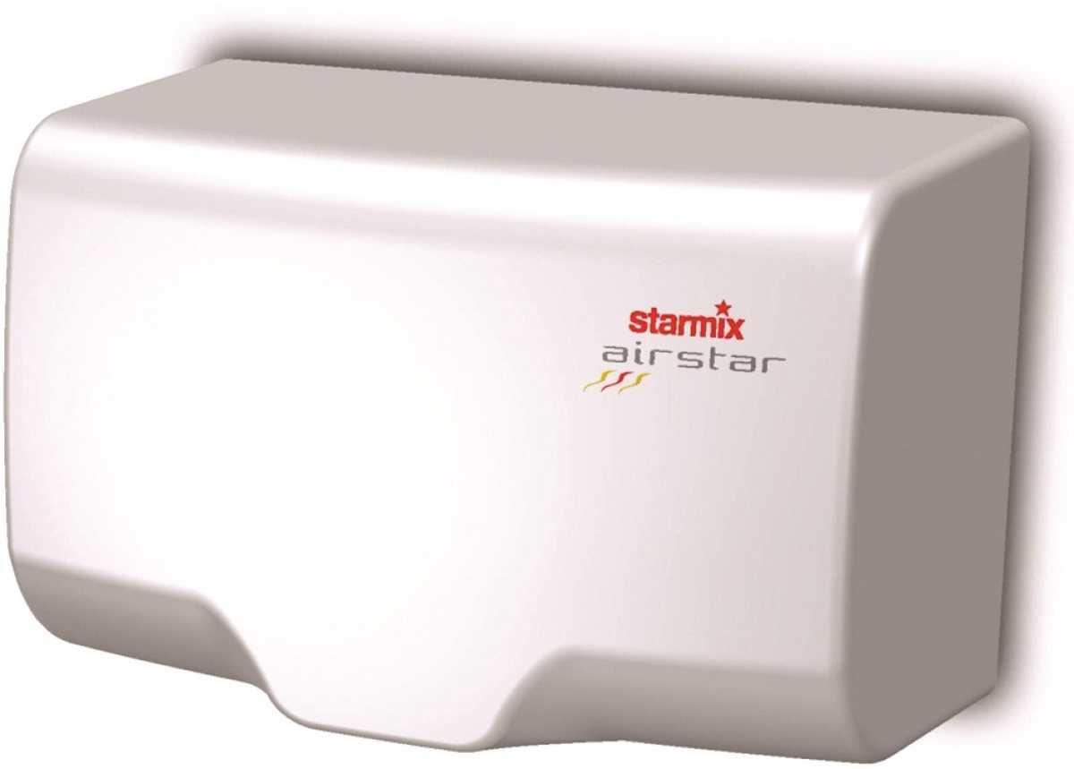 STARMIX XT 1000 EcoFast Yüksek Hızlı El Kurutma Makinesi