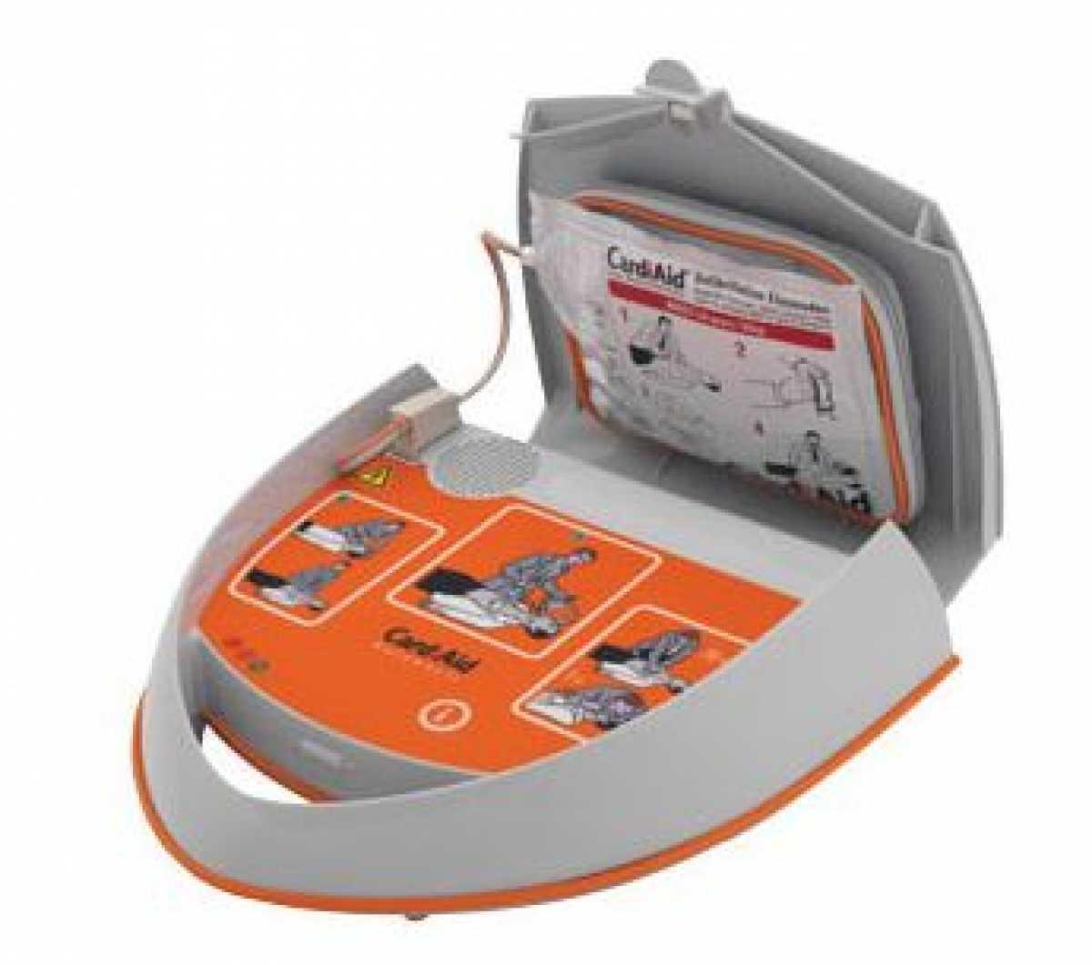 Tam Otomatik Defibrilatör