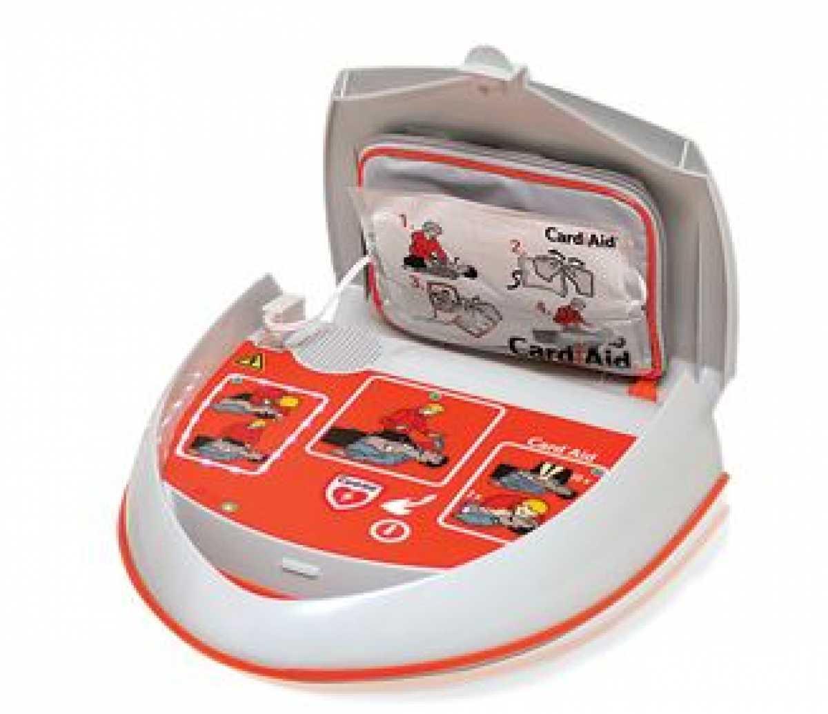 Yarı Otomatik Defibrilatör